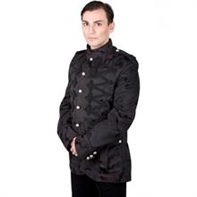 Aderlass - Commander Jacket Denim, Mantel