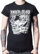 Mad Sin - 25 Years, Girl-Shirt