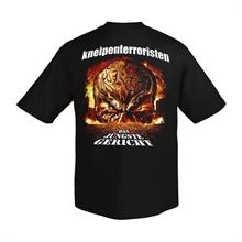 Kneipenterroristen - Das Jüngste Gericht, T-Shirt