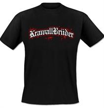 KrawallBrüder - Logo, T-Shirt