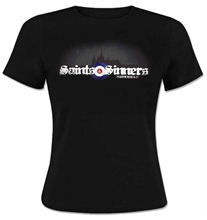 Saints & Sinners - Logo, Girl-Shirt