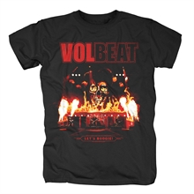 Volbeat - Let It Burn, T-Shirt