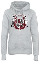 A way of life - since 1969, Kapuzenpullover Frauen