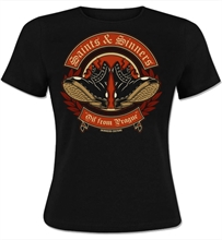 Saints & Sinners - Boots, Girl-Shirt