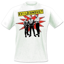 Evil Conduct - Band, T-Shirt