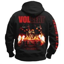 Volbeat - Let It Burn, Kapuzenjacke