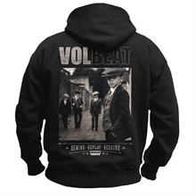 Volbeat - HRewind Replay Rebound Cover, Kapuzenjacke