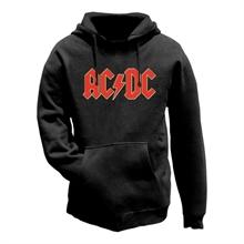AC/DC - Red Logo, Kapuzenpulli