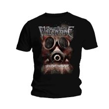 Bullet For My Valentine - Temper Gas Mask, T-Shirt