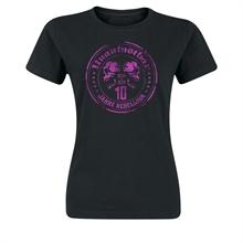 Unantastbar - 10 Jahre, Girl-Shirt