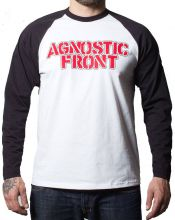 Agnostic Front - Never Walk Alone, Sweatshirt