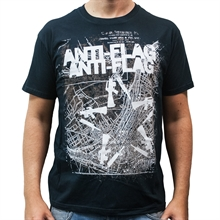 Anti Flag - Gun Star Map, T-Shirt
