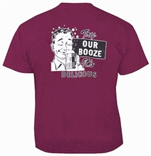 Me First and The Gimme Gimmes - Try our booze, T-Shirt