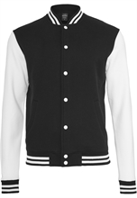 Urban Classics - 2-Tone Sweatjacket, Collegejacke