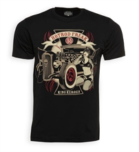 King Kerosin - Hotrod Freak, T-Shirt