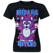 Cupcake Cult - Need A Hug, Girl-Shirt