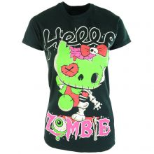Cupcake Cult - Hello Zombie, Girl-Shirt