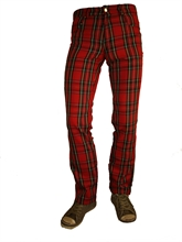 No Brands Required - Tartan, Hose