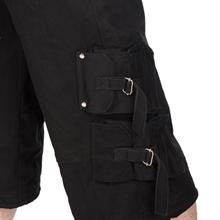 Black Pistol - Army Short Pants Denim, Shorts