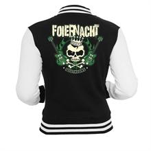 Foiernacht - Guitar, Girl-Collegejacke