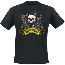Controvers - Skull, T-Shirt