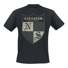 Naysayer - Laid To Rest, T-Shirt
