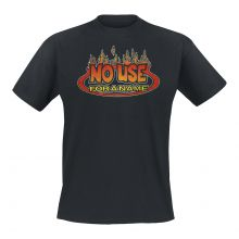 No Use For A Name - Flame, T-Shirt