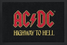 AC/DC - Highway to hell, Fußmatte