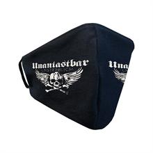 Unantastbar - Logo, Gesichtsmaske