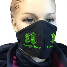 Unantastbar - Wellenbrecher, Gesichtsmaske