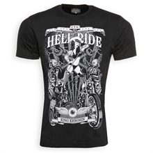 King Kerosin - Hell Ride, T-Shirt