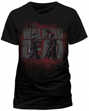 The Walking Dead - Axed Zombie, T-Shirt