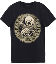 King Kerosin - Speed Devils, T-Shirt schwarz