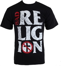 Bad Religion - Stacked, T-Shirt