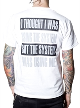 Black Pacific - The System, T-Shirt