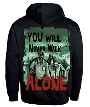 Not Alive - Never walk alone, Kapuzenjacke