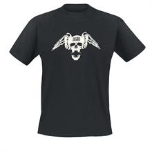 Chuck Norris Experiment - Skull, T-Shirt