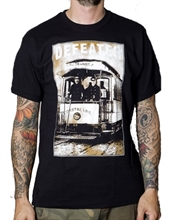 Defeater - NJ Transit, T-Shirt