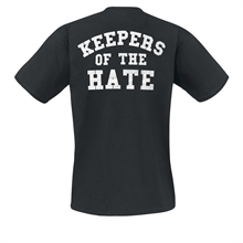 Hoods - Keepers Of The Hate, T-Shirt