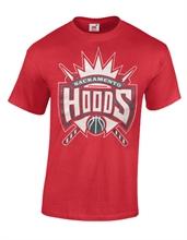 Hoods - Sacramento, T-Shirt