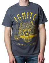 Ignite - Wolf, T-Shirt
