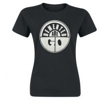 Demented Are Go - Classic Logo Girl-Shirt