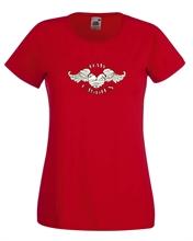 Mad Caddies - Broken Heart, Girl-Shirt