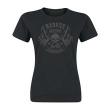 Badass Bastards - Blood & Ink, Girl-Shirt