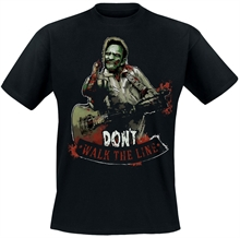 Not Alive - Dont Walk The Line, T-Shirt