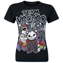 Cupcake Cult - Voodoo 13, Girl-Shirt