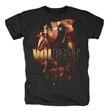 Volbeat - Ride On Fire, T-Shirt