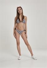Urban Classics - Ladies Check Bikini, Bikini Set