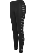 Urban Classics - Ladies Side Rivets Leggings