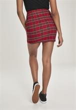 Urban Classics - Ladies Short Checker Skirt, Rock